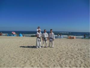 Bild 1 -Während des XXII Sommerlagers IPA